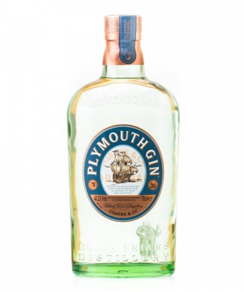 Plymouth Gin Distillery Plymouth Gin 0,7l (41,2%)