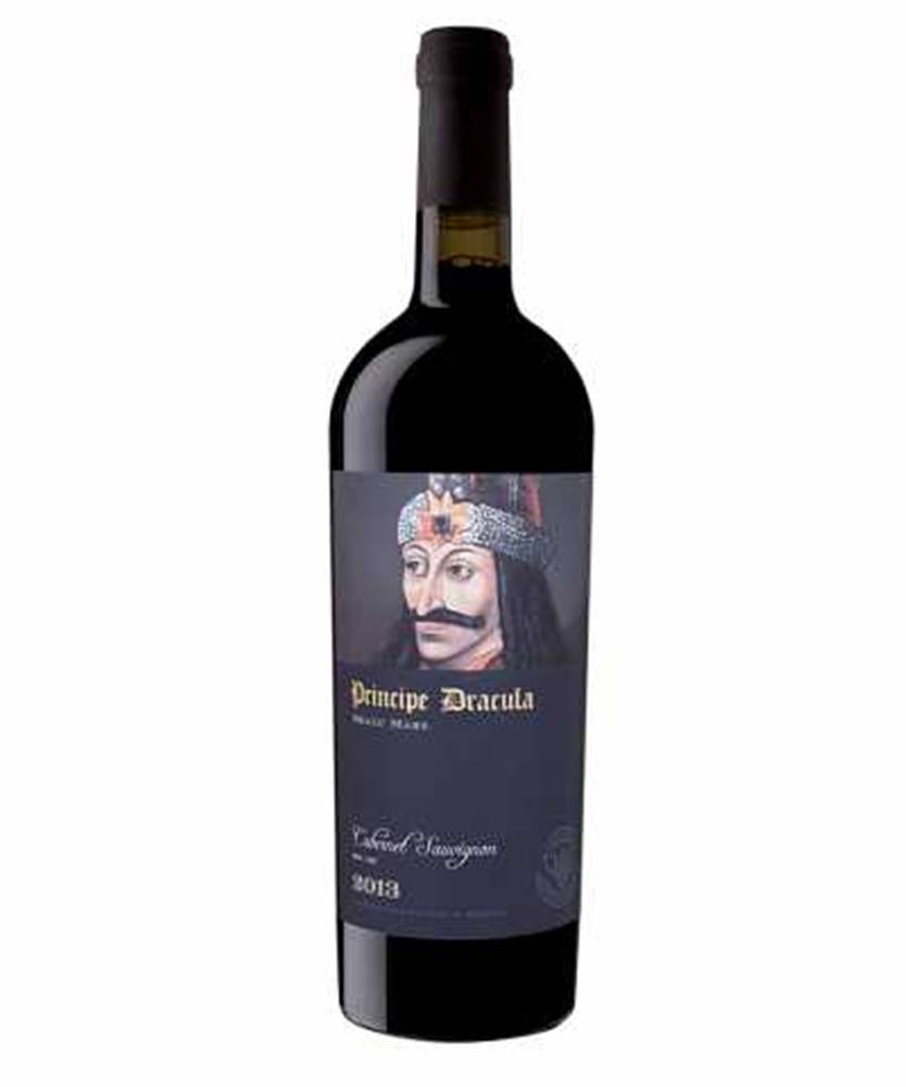 Legendary Dracula Principe Dracula Cabernet Sauvignon 0,75l (13,5%)