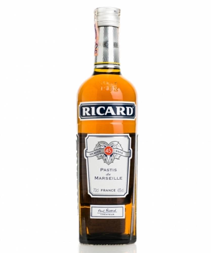 Pernod Ricard Ricard Pastis 0,7l (45%)