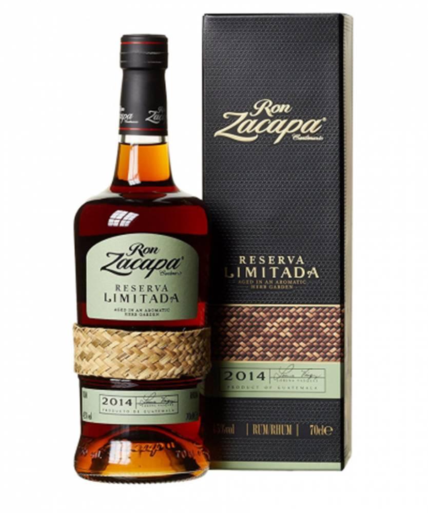 Zacapa Ron Zacapa Reserva Limitada 2014 0,7l (45%)