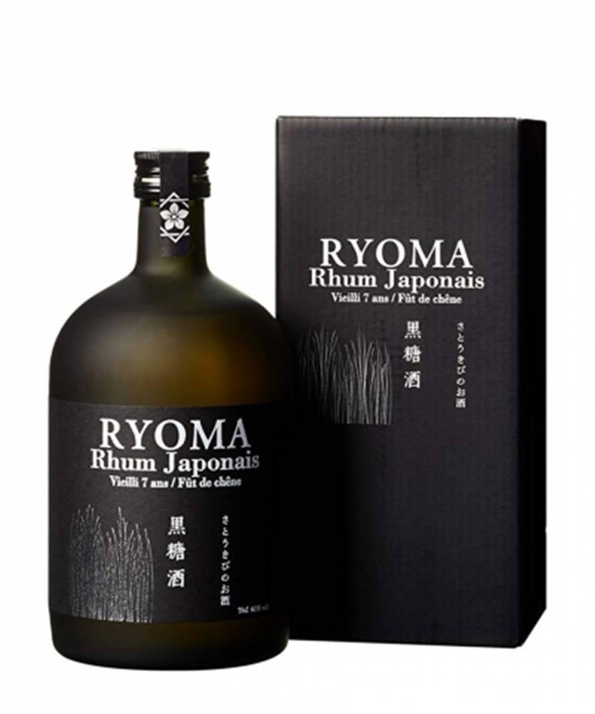 Ryoma Ryoma Rhum Japonais 7YO 0,7l (40%)