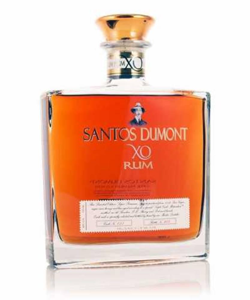 Santos Dumont Santos Dumont X.O. Super Premium Rum + GB 0,7l (40%)