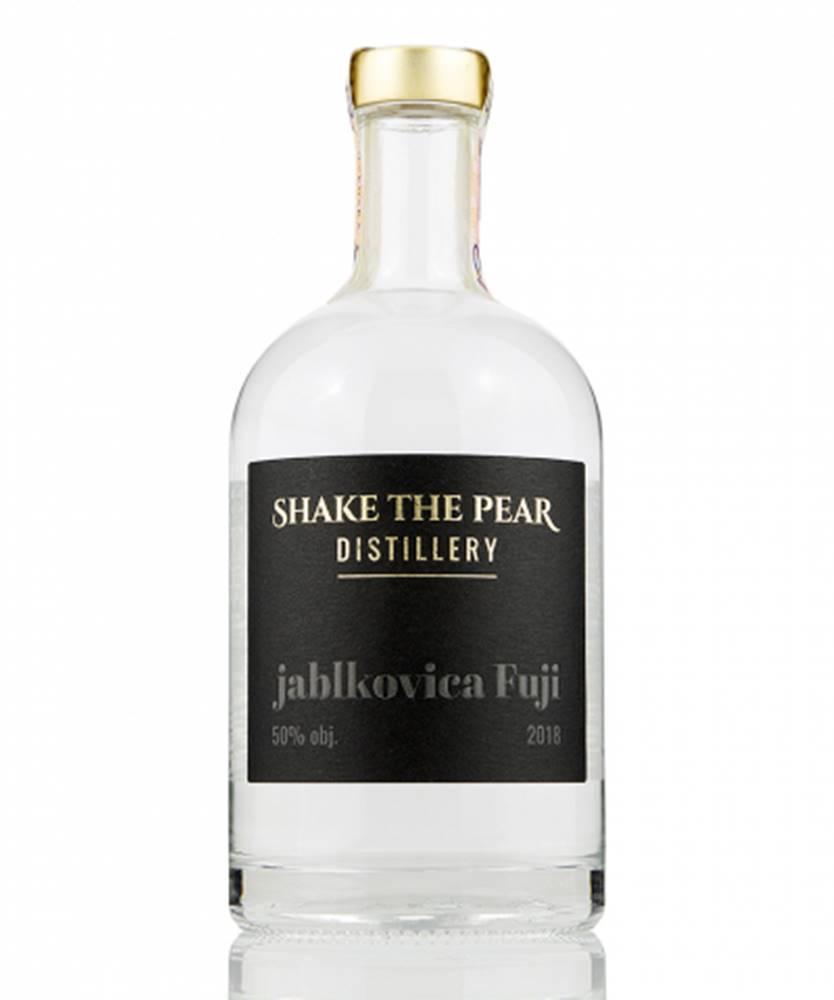 Shake The Pear Distillery Shake The Pear Jablkovica Fuji 0,5L (50%)