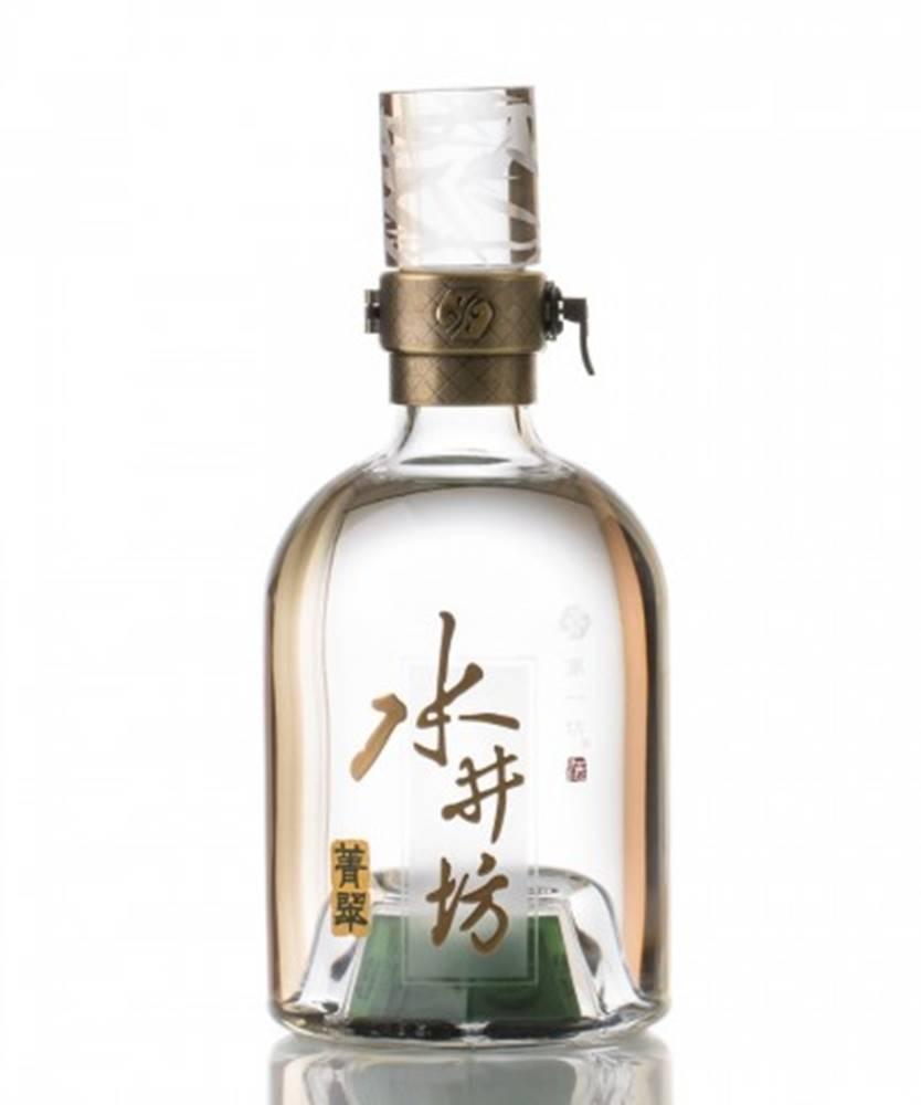 China's First Baijiu Distillery Shui Jing Fang Forest Green 0,5l (52%)