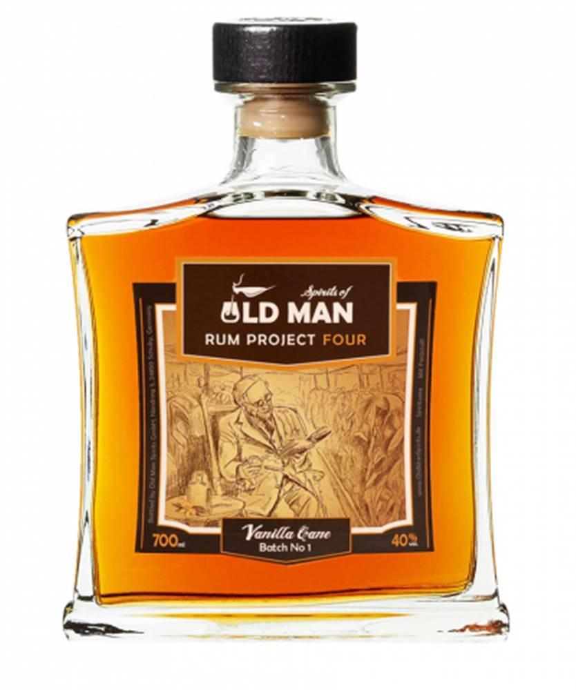 Oldman Spirits GmbH Spirits of Old Man Rum Project Four 0,7l (40%)