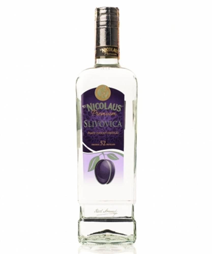The Glenlivet St. Nicolaus Premium Slivovica 0,7l (52%)