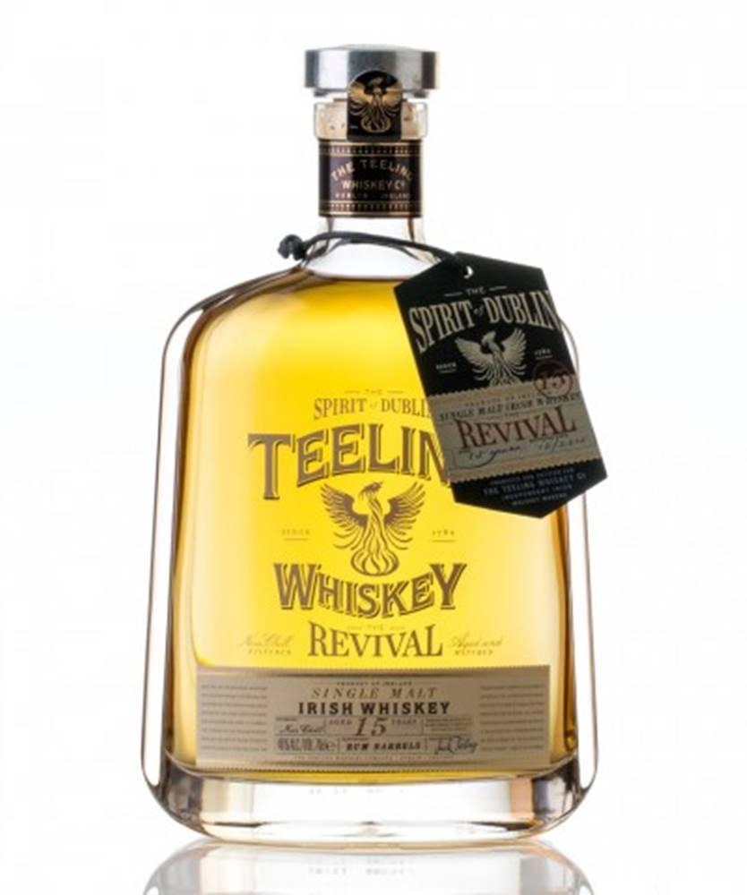 Teeling Whiskey Co. Teeling Revival 15Y Rum Barrels 0,7l (46%)