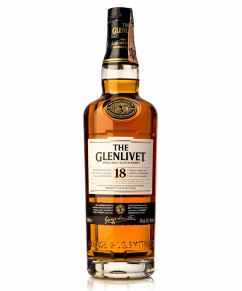 The Glenlivet The Glenlivet 18Y 0,7l (43%)