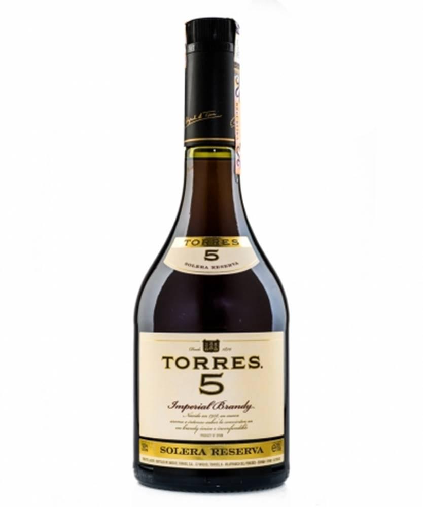 Torres Torres Brandy 5Y 0,7l (38%)