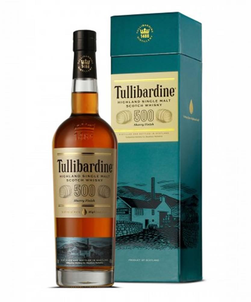 Tullibardine Tullibardine 500 Sherry Finish 0,7l (43%)