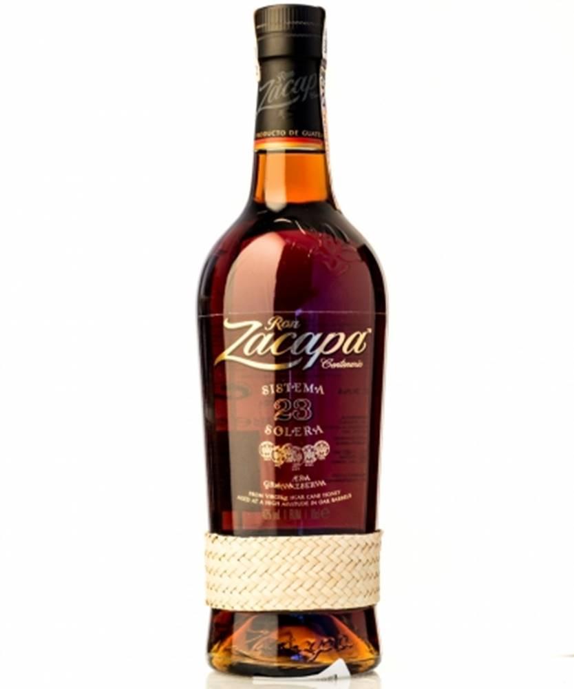 Zacapa Zacapa Centenario 23Y 0,7l (40%)