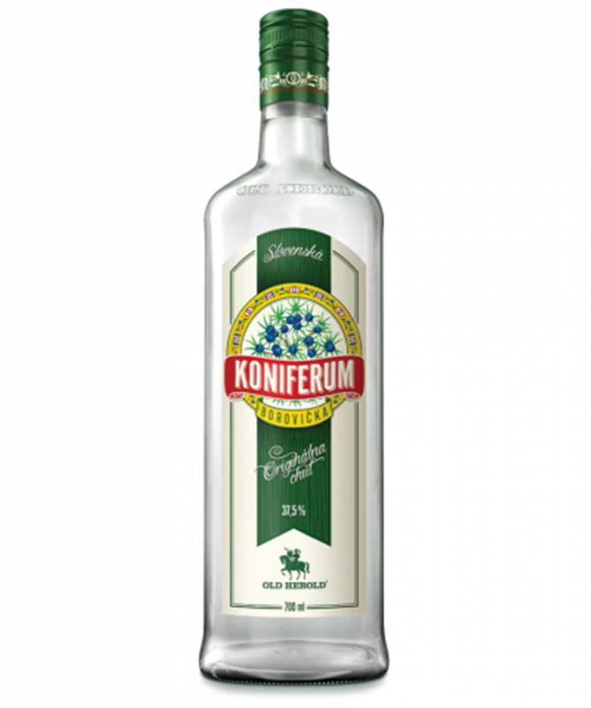 Old Herold Borovička Koniferum 0,7L (37,5%)