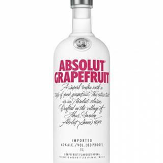 ABSOLUT Grapefruit 1L (40%)