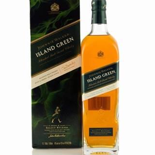 Johnnie Walker Island Green 1l (43%)