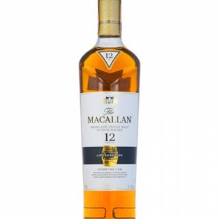 Macallan 12 YO Sherry Oak 0,7l (40%)