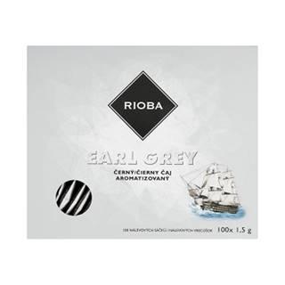 Rioba Eearl grey čierny čaj 100x1,5g