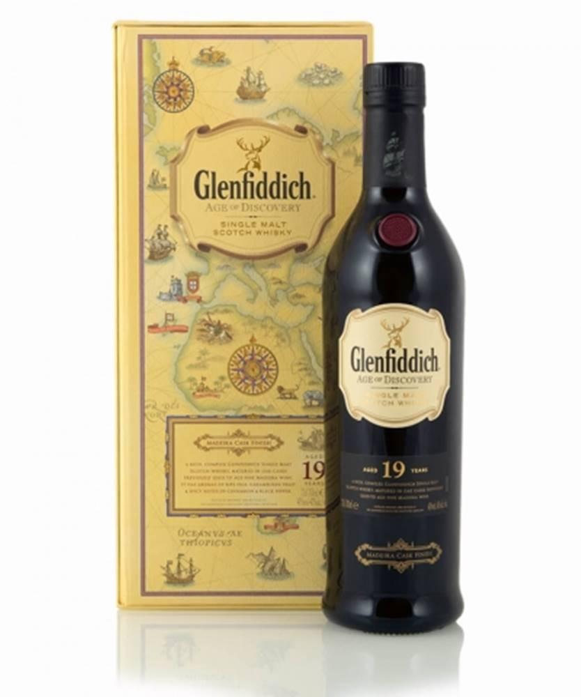 Glenfiddich Glenfiddich 19 Year Age of Discovery Maderia + GB 0,7l (40%)