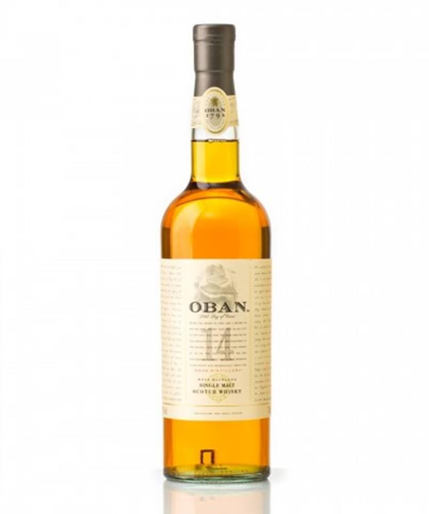 Oban Distillery Oban 14YO 0,7l (43%)