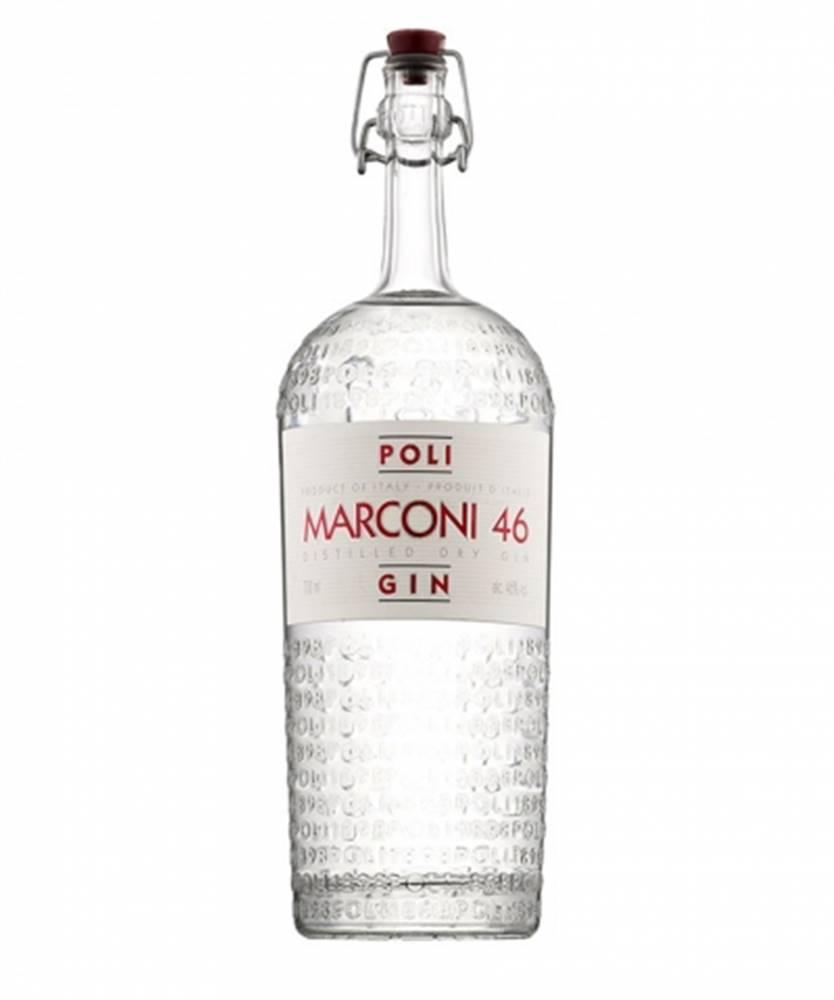 Poli Distillerie Poli Marconi 46 Gin 0,7l (46%)