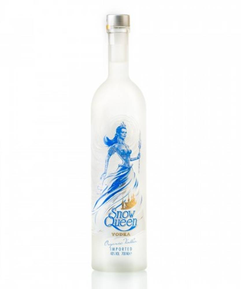 Kazakh Vodka Snow Queen Vodka 0,7l (40%)