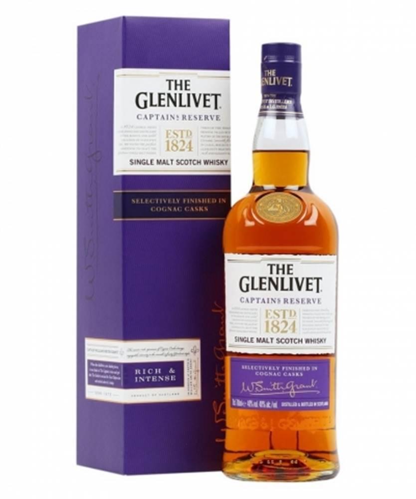 The Glenlivet The Glenlivet Captain&