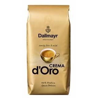 Dallmayr Crema d´Oro zrnková káva 1 kg
