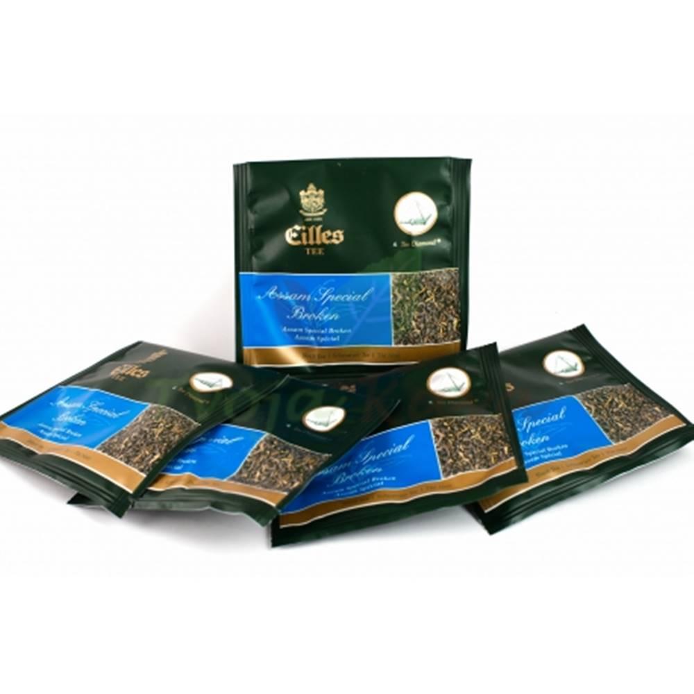 EILLES Eilles Tea Diamond Assam Special Čierny čaj 50 x 2,5 g