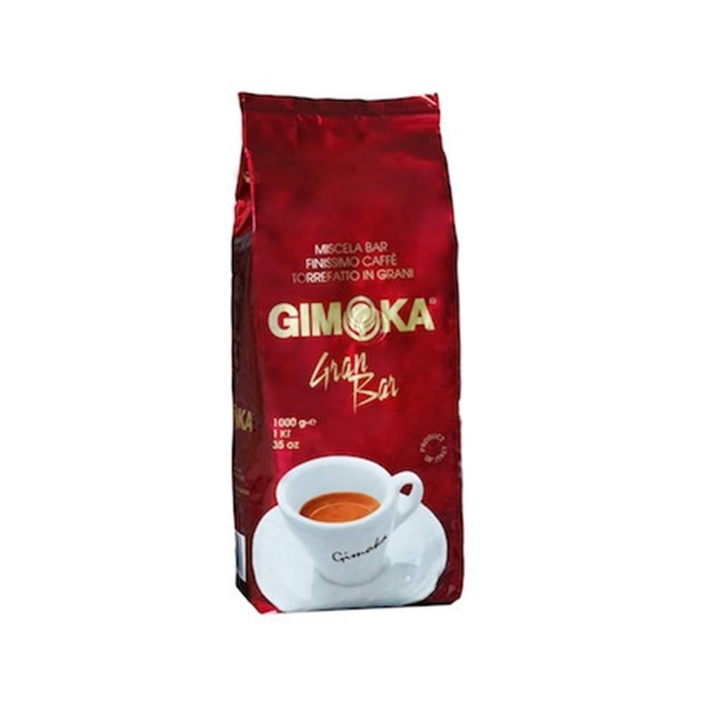Segafredo Gimoka Gran Bar zrnková káva 1 kg