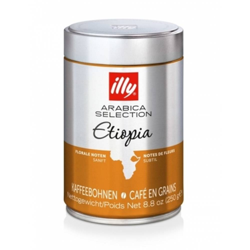 Illy Ethiopia zrnková káva ...