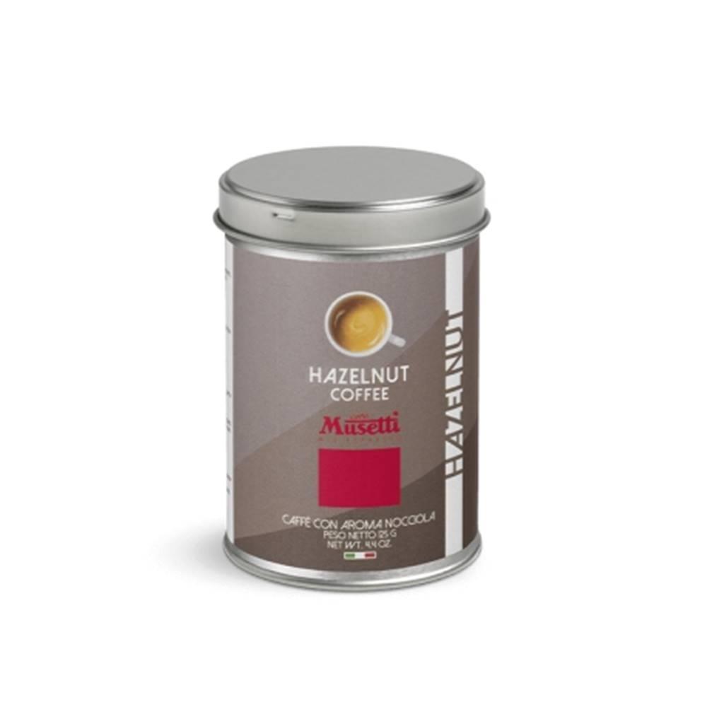 MUSETTI Musetti mletá káva s príchuťou orech 125 g