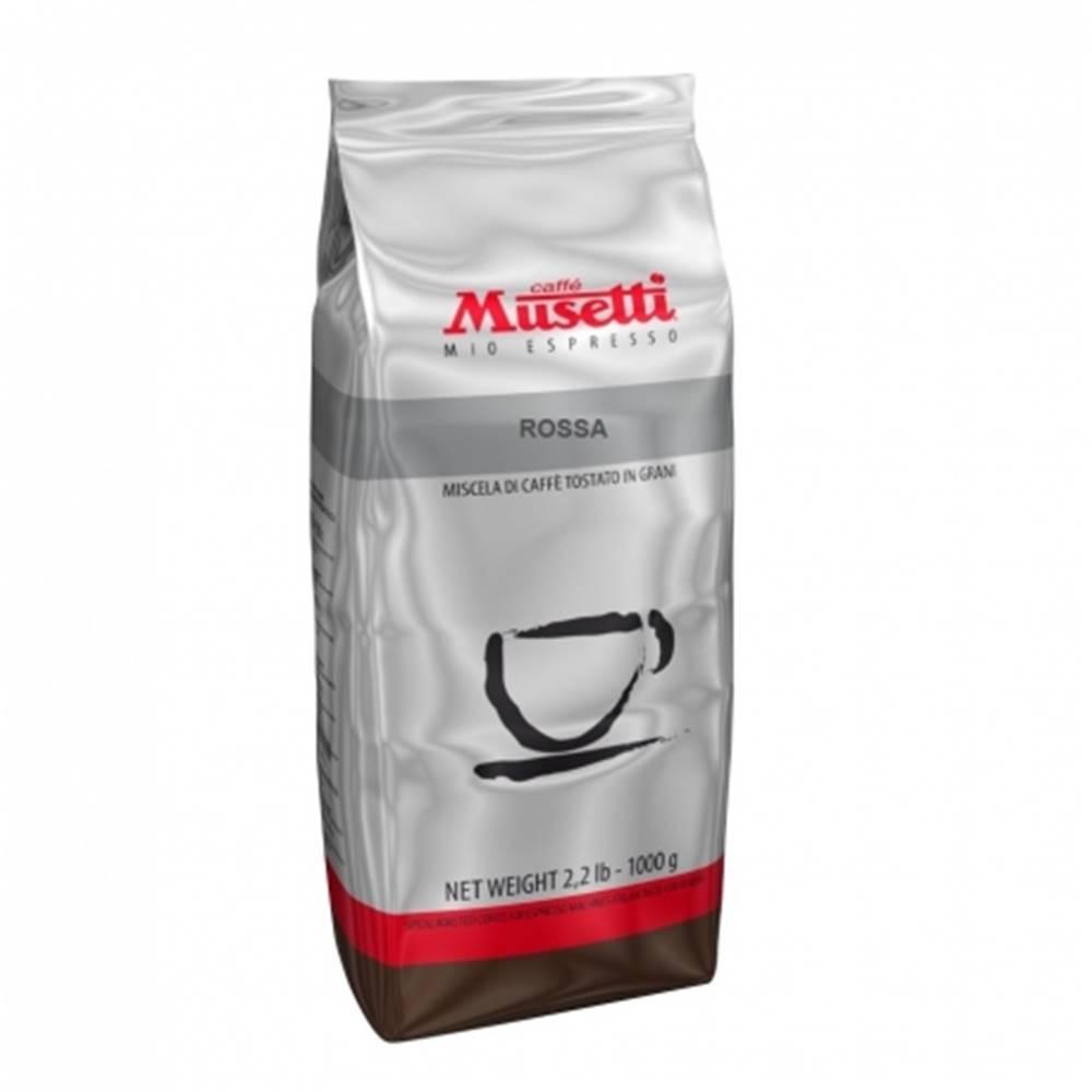 MUSETTI Musetti Rossa 60% arabika 40% robusta 1000 g