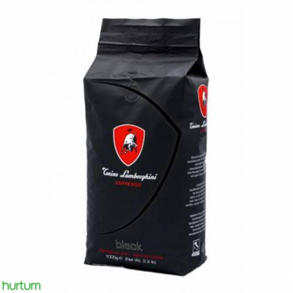 ALFREDO Tonino Lamborghini Black zrnková káva 1 kg