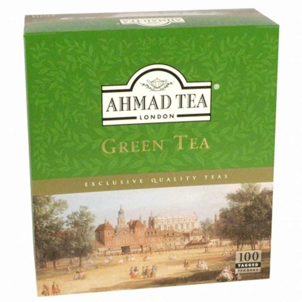 Ahmad zelený čaj sáčky 100 ...