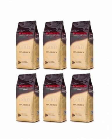 Zrnková káva Kimbo