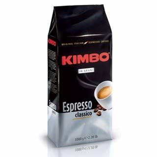 Kimbo Espresso Classico zrnková káva 1 kg
