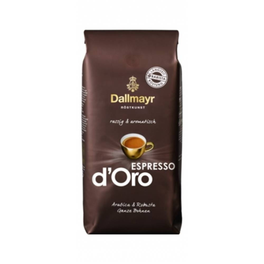 DALLMAYR Dallmayr Espresso d´Oro zrnková káva 1 kg