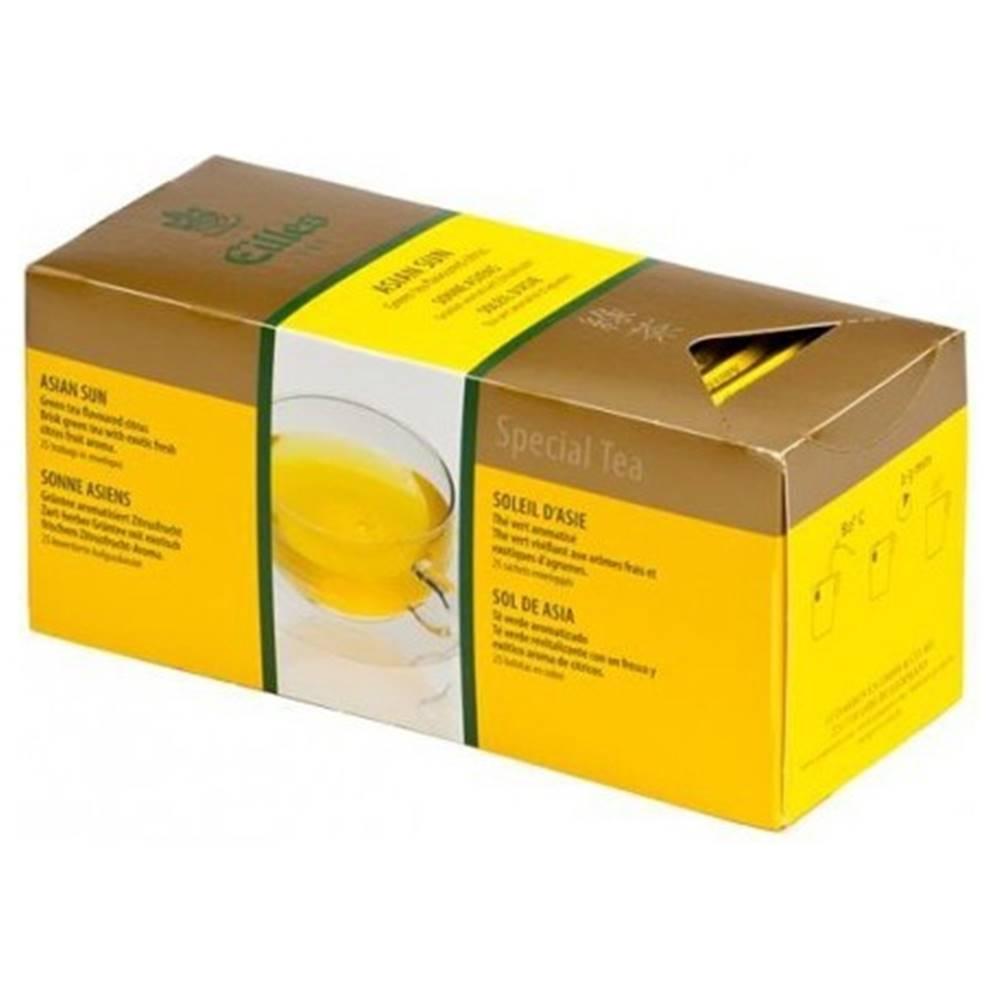 EILLES EILLES Zelený čaj Asian sun 25 x 1,7 g