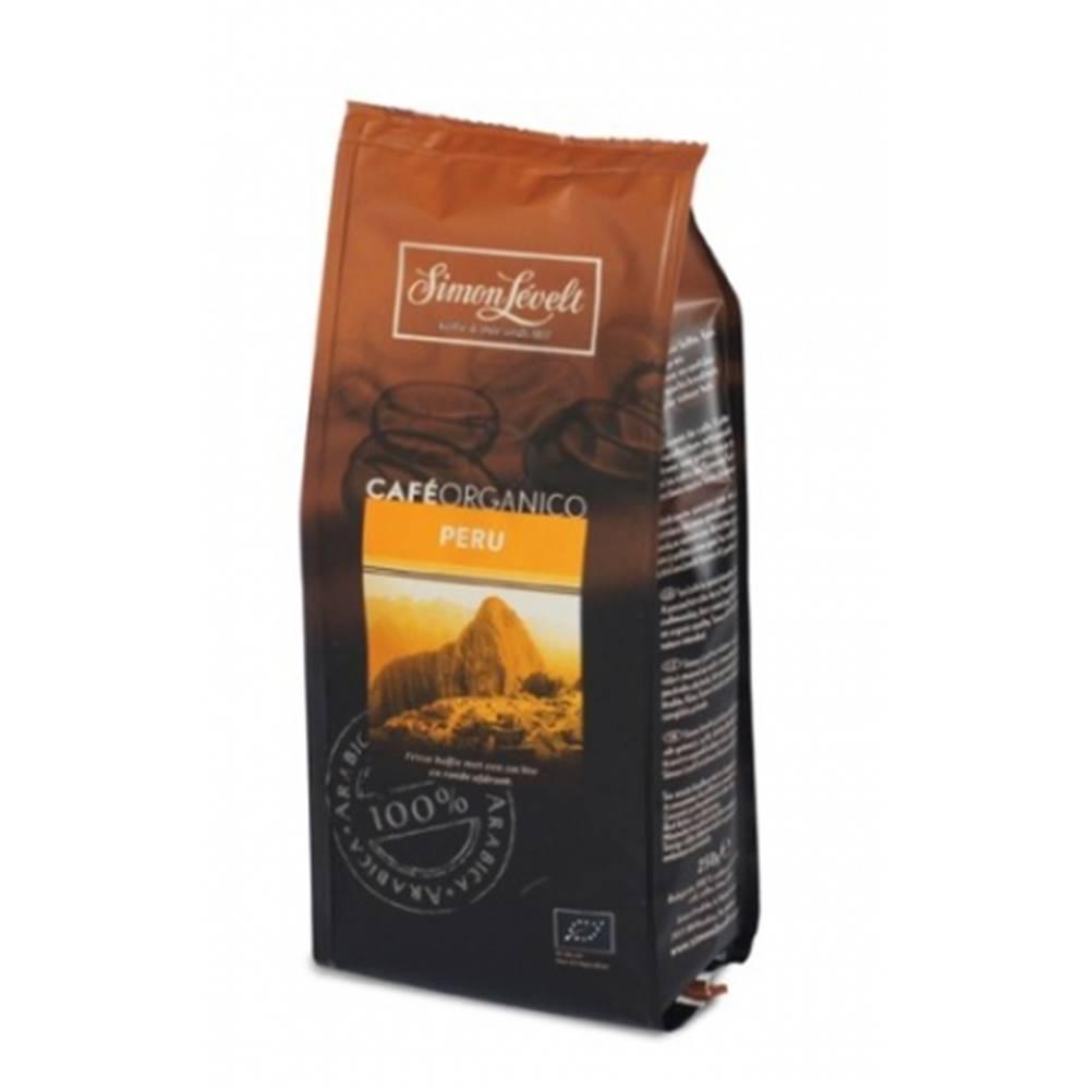 SIMON LEVELT Simon Lévelt Bio Peru 100% arabika 250 g mletá káva