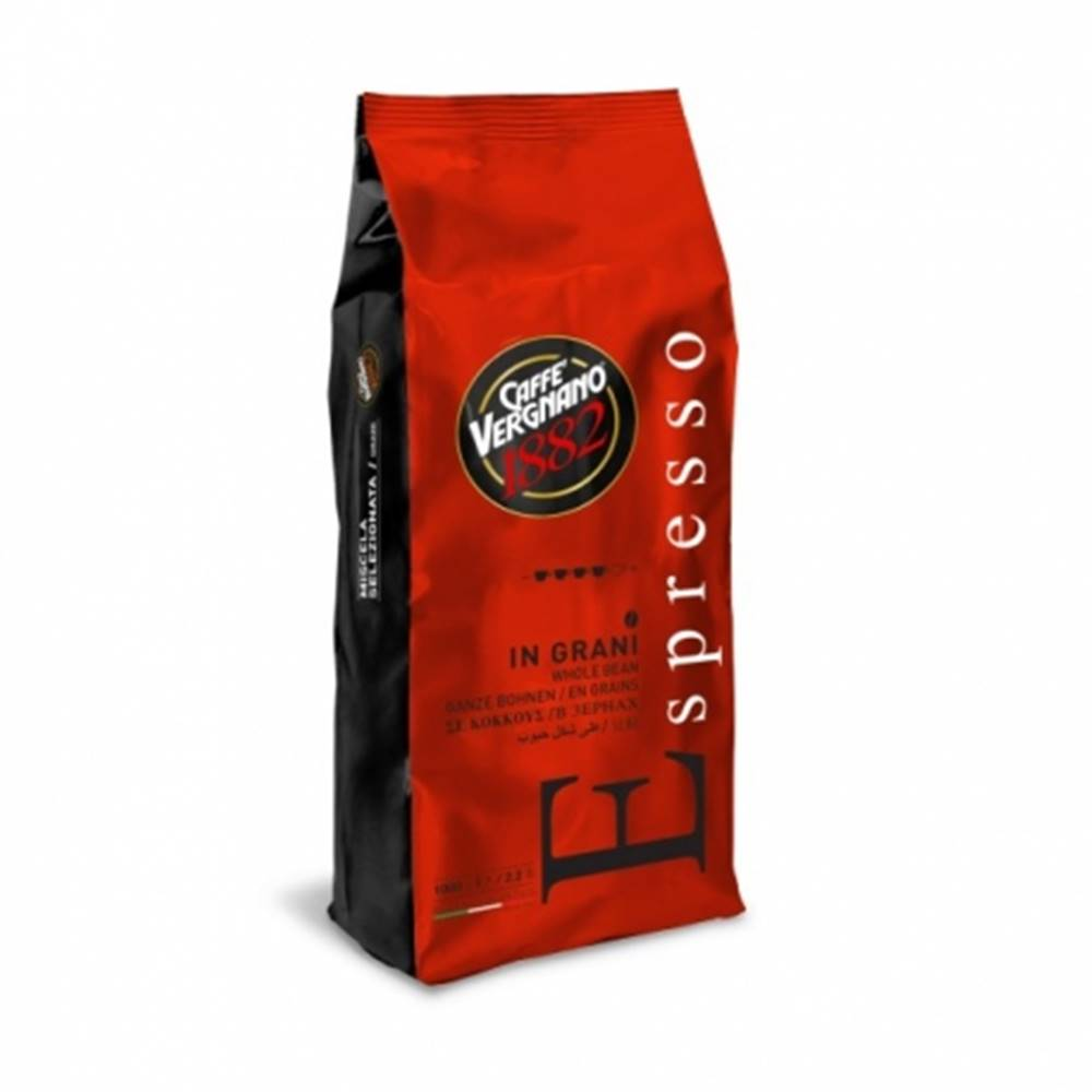 VERGNANO Vergnano Espresso Bar zrnková káva 1 kg