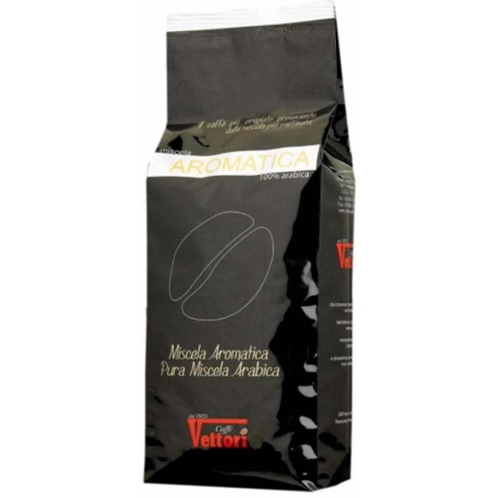 VETTORI Vettori Aromatica 100% Arabica zrnková káva 1 kg