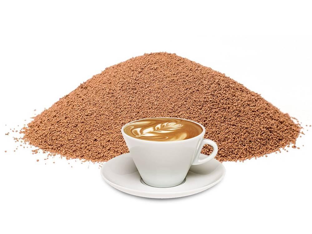 Manu cafe CAPPUCCINO rozpustná káva, 50g