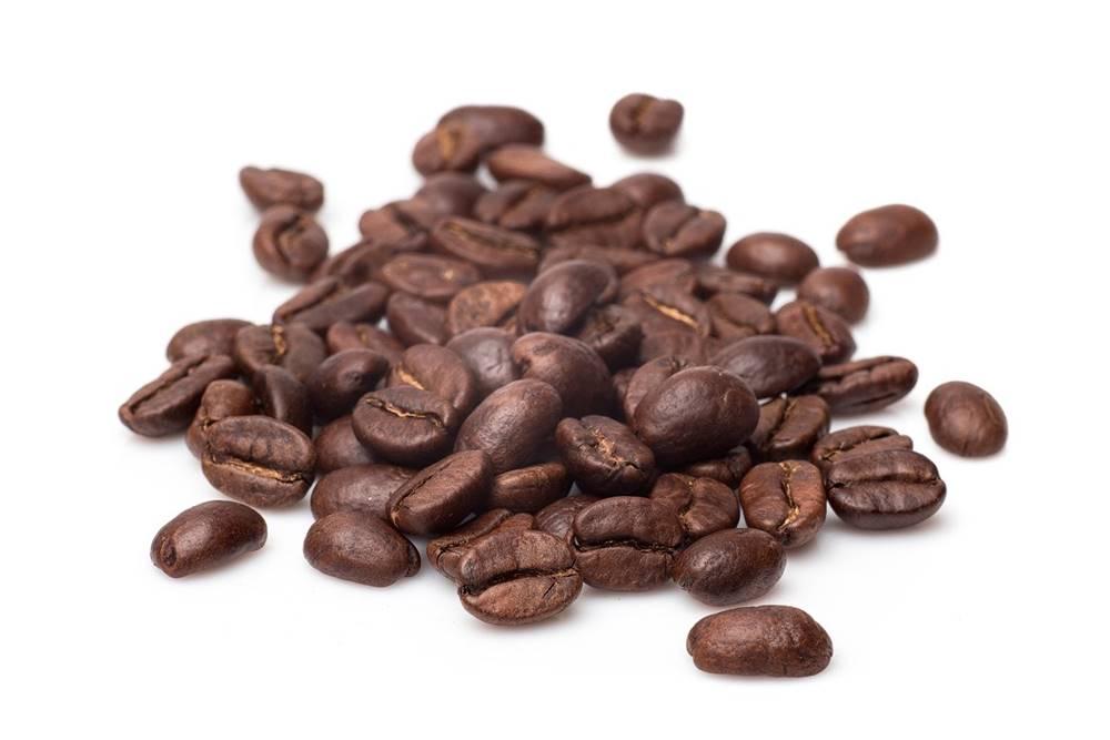 Manu cafe COLUMBIA EXCELSO SWISS WATER DECAFE – zrnková káva bezkofeinová, 50g