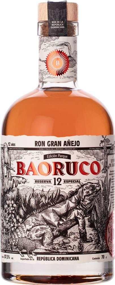 Baoruco Baoruco Parque 12 ročný Reserva Especial 37,5% 0,7l