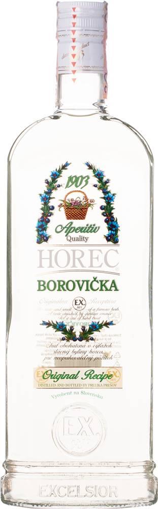 Horec Borovička s Horcom 40% 0,7l
