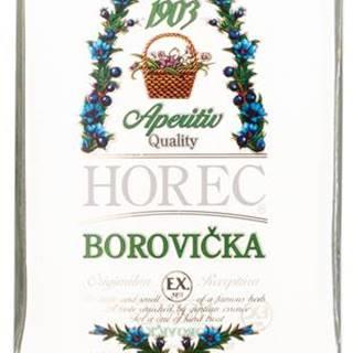 Borovička s Horcom 40% 0,7l