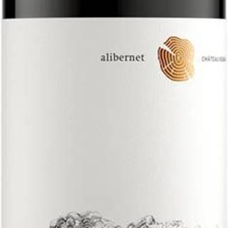 Chateau Rúbaň Alibernet 12,5% 0,75l