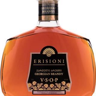 Erisioni Georgian Brandy VSOP 40% 0,5l