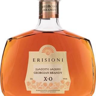 Erisioni Georgian Brandy XO 40% 0,5l