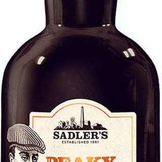 Peaky Blinder Black Spiced Rum 40% 0,7l