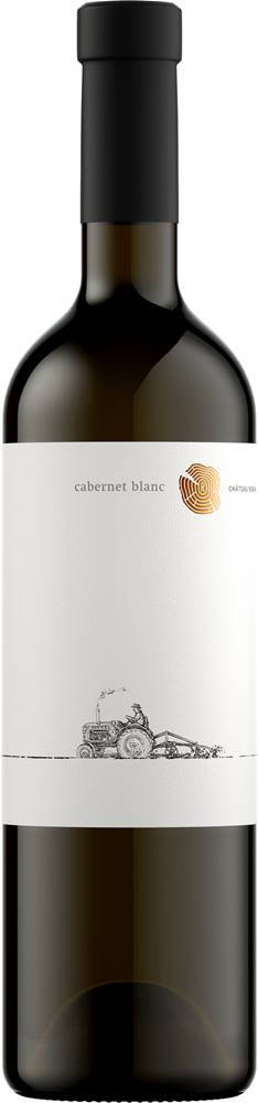 Chateau Rúbaň Chateau Rúbaň Cabernet Blanc 12% 0,75l